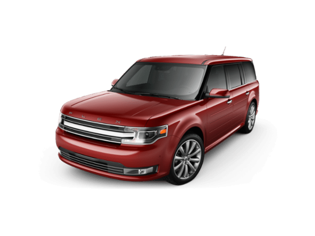 New Ford 2019 Ford Flex Limited w/EcoBoost Crossover 2FMHK6DT2KBA18985 for sale in Murphy, NC